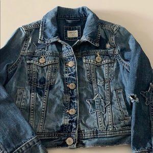 Gap Kids Denim Jacket size S